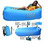 Best Sofa Air Mattresses - 2017 New Outdoor Air Sofa Fast Inflatable Laybag Review