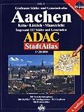 ADAC Stadtatlas Aachen