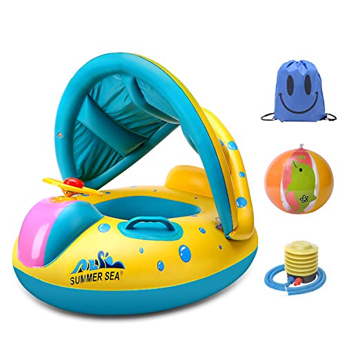 Baby Pool Float review