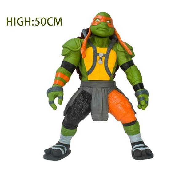 COOL MODEL Gran Modelo De Decoración De La Tortuga Ninja ...