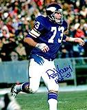 Autographed Ron Yary 8x10 Photo - Minnesota Vikings