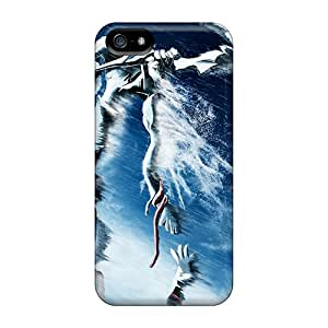 Fashion Tpu Case For Iphone 5/5s- Winter Tale Defender Case Cover