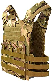 Jiehero Outdoor Safety Protection Airsoft Vest Hunting Adjustable Vest