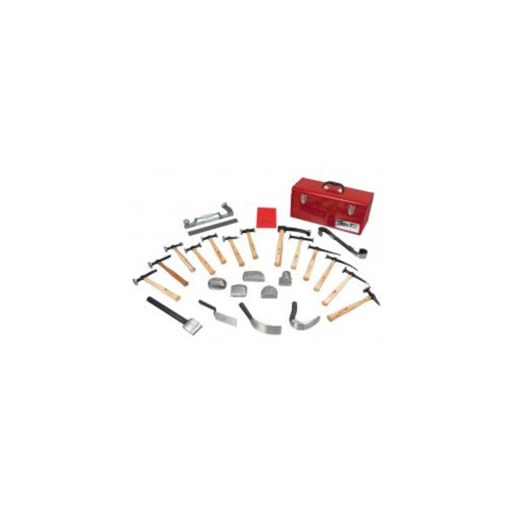 Martin Tools Sprocket & Gear Inc - B&F Tool 25Pc Set W/Box - Mt692K