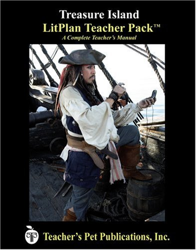 Treasure Island LitPlan - A Novel Unit Teacher Guide With Daily Lesson Plans (LitPlans on ()