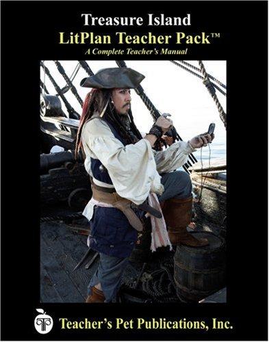 (Treasure Island LitPlan - A Novel Unit Teacher Guide With Daily Lesson Plans (LitPlans on CD))