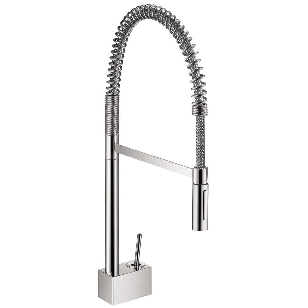 Dornbracht Tara Kitchen Faucet Hansgrohe 10820001 Axor Starck Semi Pro Kitchen Faucet Chrome
