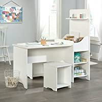 Pinwheel Kids Activity Center, Soft White Finish