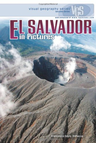 El Salvador in Pictures (Visual Geography. Second Series) by Twenty First Century Books