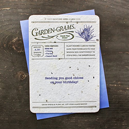 Bloomin Garden Grams Paper Greeting product image