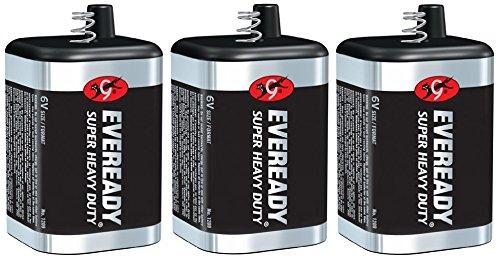 6 Volt Lantern Battery - 3