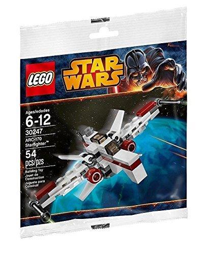 LEGO (LEGO) Lego Star Wars ARC-170 Star Fighter (mini) │ARC-170 Starfighter - Mini polybag [30247] ()