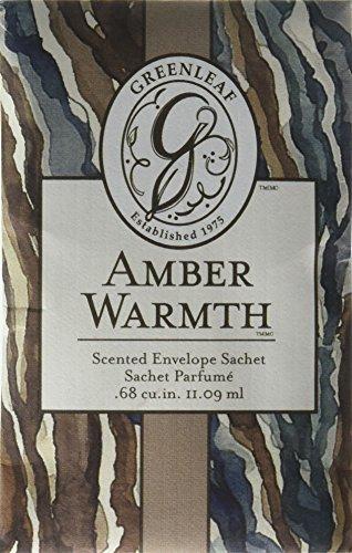GREENLEAF Small Sachet Amber Warmth by GREENLEAF (Image #1)