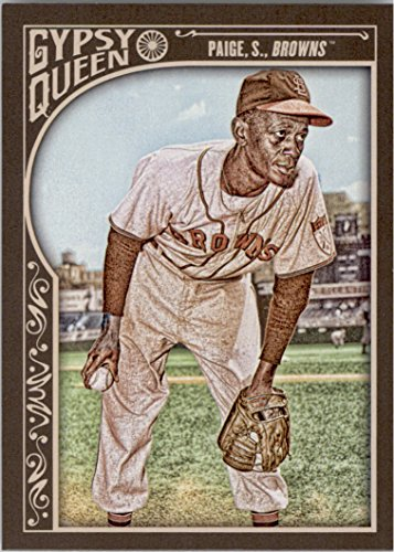 2015 Topps Gypsy Queen #242 Satchel Paige - NM-MT