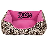 WWE Divas 20X17 Rectangular Lounger Pet Bed Review
