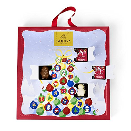 Top recommendation for godiva chocolate advent calendar