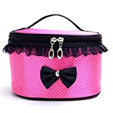 OVERMAL Women Portable Travel Toiletry Makeup Cosmetic Bag Organizer Holder Handbag