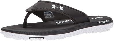 Puno accesorios Popular  Amazon.com: Under Armour Fat Tire Sandalias para hombre: Shoes