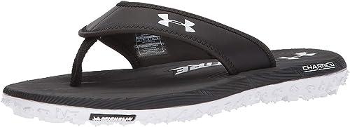 NEW Under Armour UA Fat Tire Blue Strap Outdoor Sandal 1293328 401 Men's Size 11