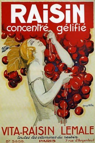 TAITTINGER Fine Art Canvas Vintage Art Giclee Poster Repro Champagne 36 x 24