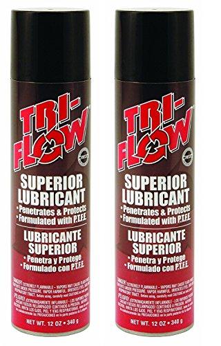 - Tri-Flow Superior Lube, EobLpP 2 Pack (12 oz)