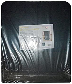 Plataforma protectora de pisos, color negro, para estufa de leña y pellets, de 60 cm x 70 cm.: Amazon.es: Jardín