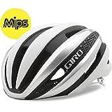 Cheap Giro Synthe MIPS Helmet Matte White/Silver, L