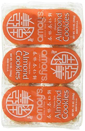 Almond Cookies (24-ct) (Pack of 1)