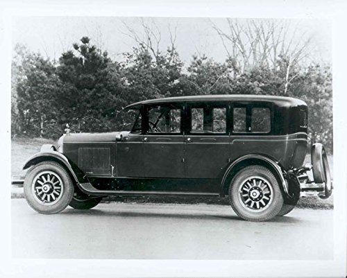1927 Marmon Locke Sedan Factory Photo