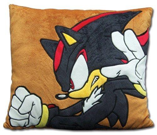 Sonic The Hedgehog Shadow Velvet Pillow Goodies [並行輸入品] B07RCDF31X