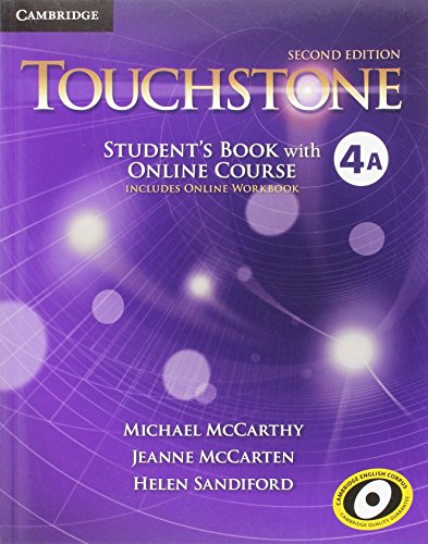 Touchstone Level 4 Student's Book with Online Course A (Includes Online Workbook)