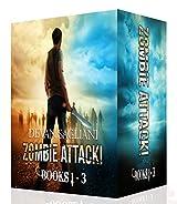Zombie Attack: Box Set 1-3: (Zombie Attack Series)