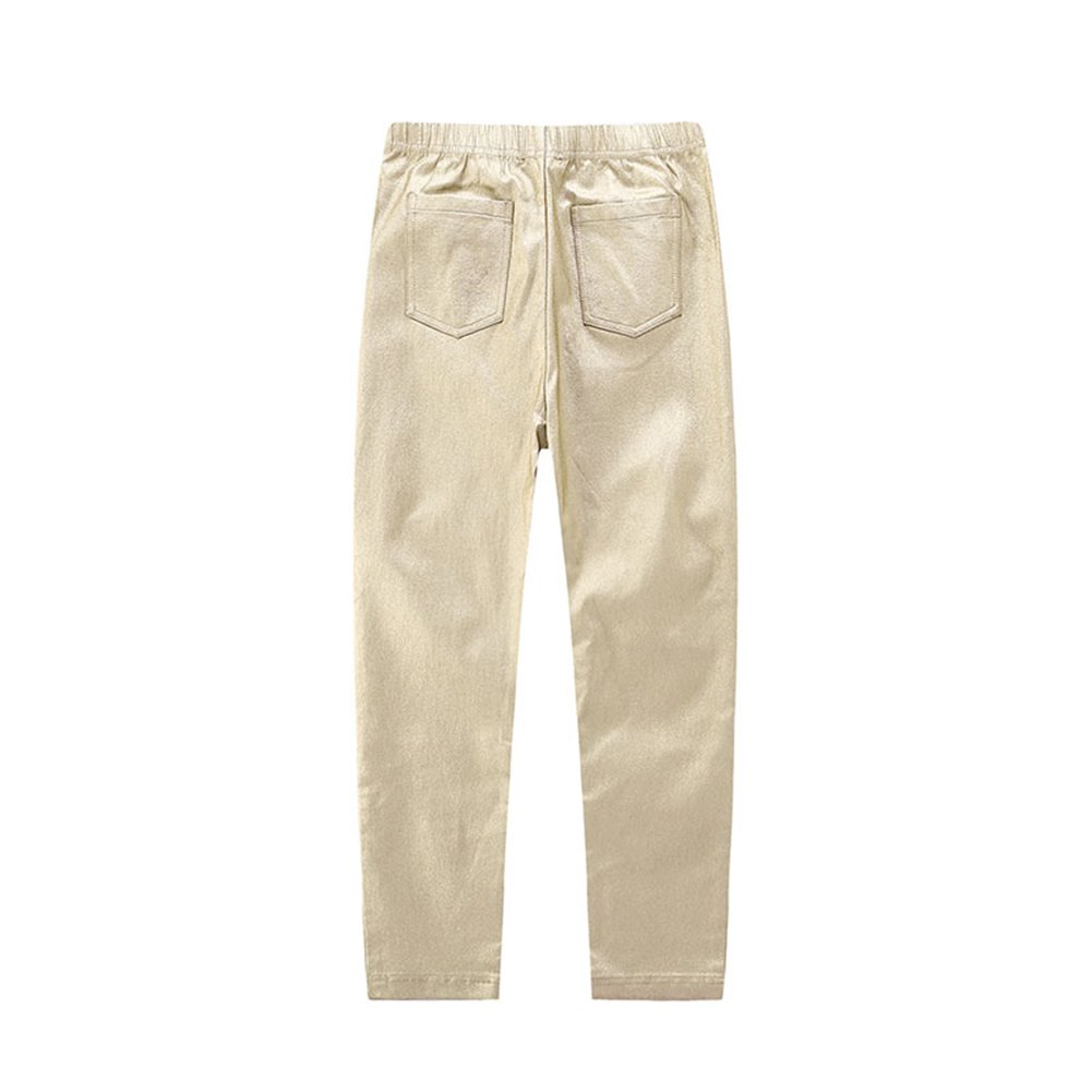 Idolmind Kids Girls Metallic Legging