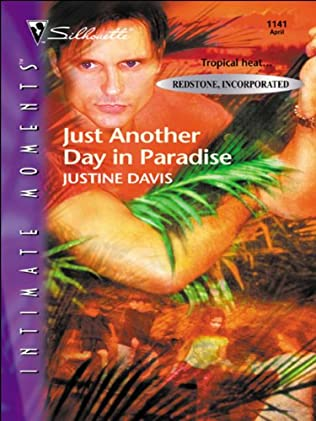 book cover of Just Another Day in Paradise