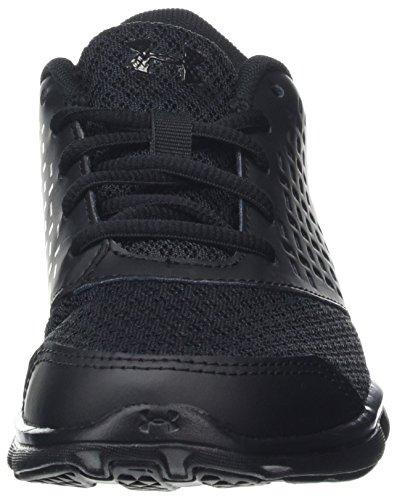 Running Negro Gps Para Zapatillas Ua Rave Armour Under Rn black Niñas De g4wqpvFS