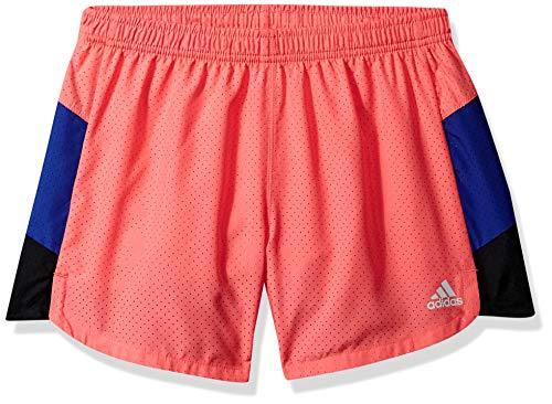 adidas Girls Big Athletic Shorts