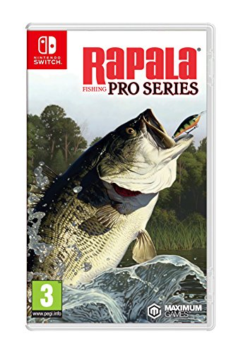 Check expert advices for rapala pro series switch?