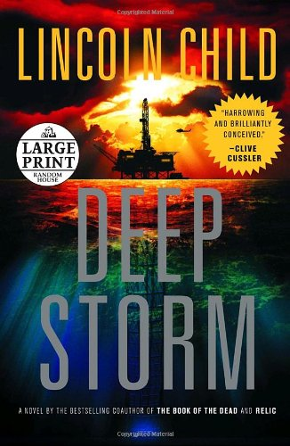 Deep Storm: A Novel (Random House Large Print)