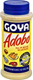 Goya Foods Adobo with out Pepper, 28 Ounce (Pack of 12)