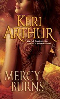 Mercy Burns (Myth & Magic Book 2) by [Arthur, Keri]