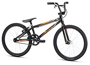 "Mongoose Boys Title Expert 20"" BMX Race Bicycle, Black, One Size"