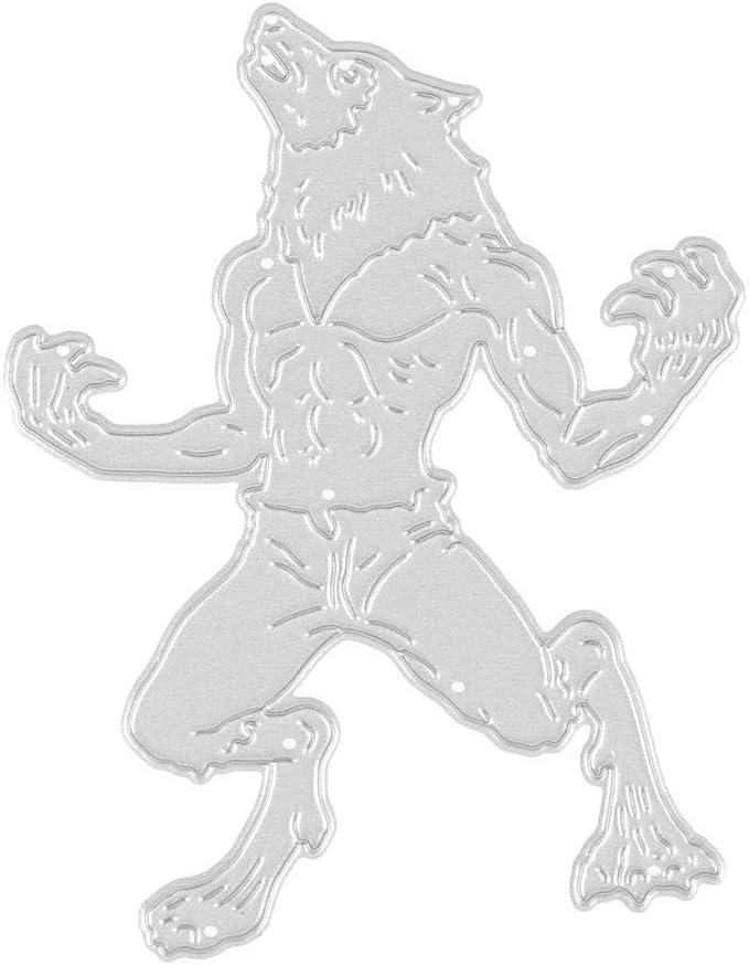 Werewolf Cutting Dies