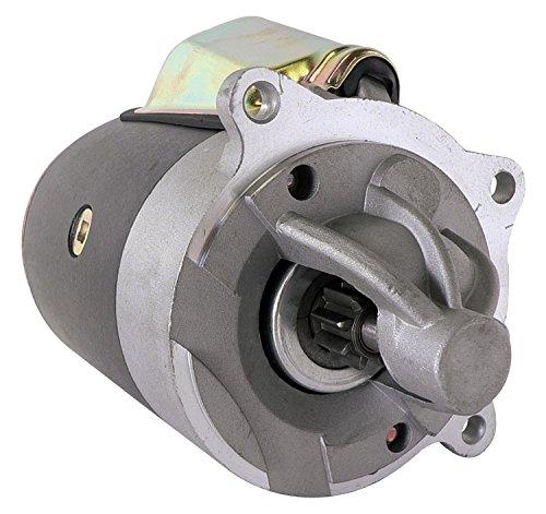 DB Electrical SFD0058 New Starter For 2.8L Ford Auto & Truck Bronco 72, 3.3L 73 74, 2.4L Club 62-64, 2.8L 62-67, 5.8L Custom 65 66, 3.3L Galaxie 63, Granada 75-77, 5.8L Ltd 66 67, 3.3L Maverick 70-77