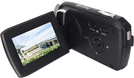 GDV5250 Cámara de Video Digital 1080P Full HD DV Videocámara con ...