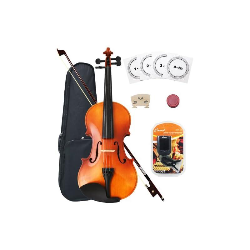 Crescent 3/4 Full Size Student Violin St