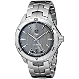 TAG Heuer Men's WAT2015.BA0951 Link Analog Display Automatic Silver Watch