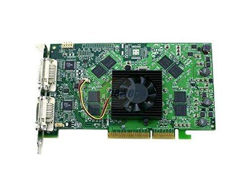 (Matrox PH-A8X256 Parhelia 256Mb 256-Bit DDR SDRAM AGP 4x/8x 2048x1536 Video Graphic Adapter)