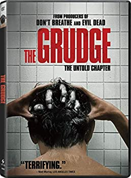 The Grudge The Untold Chapter on DVD