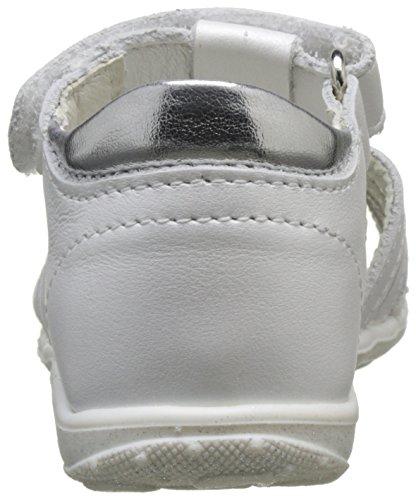 Fille Blanc bianco Bébé 7051 Primigi Sandales Pbt HqTIIX