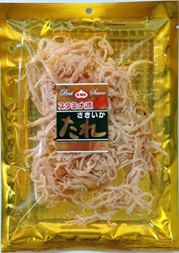 KNK スタミナ源たれ さきいか 85g 【青森発】